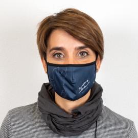 Màscara Sempre endavant! - Jordi Cuixart