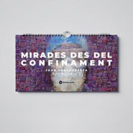 Calendari 2021: MIRADES DES DEL CONFINAMENT