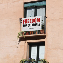 Domàs Freedom for Catalonia
