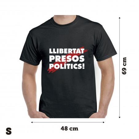 """Samarreta """"Llibertat Presos polítics"""""""