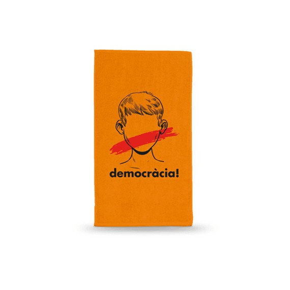 """Tovallola """"Democràcia"""" - Infantil"""