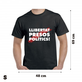 Samarreta Llibertat Presos polítics - HOME