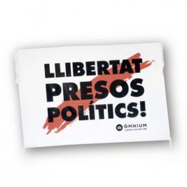 """Domàs """"Llibertat Presos Polítics"""""""