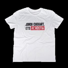 Samarreta recta Jordi Cuixart, ets l'hòstia