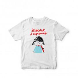Samarreta infantil Expressart de Lyona Ivanova