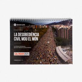 Calendari 2020: Desobediència civil