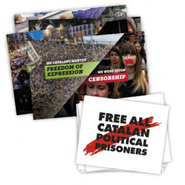 Pack Internacional: Free All Catalan Political Prisoners