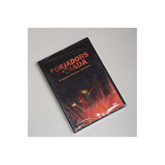 """DVD """"Forjadors De La Diada"""""""