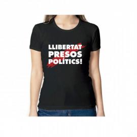Samarreta Llibertat Presos polítics - DONA