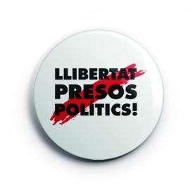 Xapa Llibertat Presos Polítics